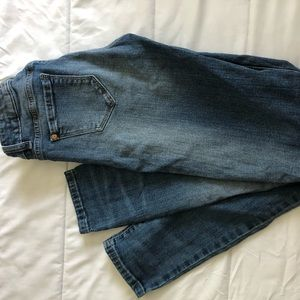 Eunina mid rise jeans size 3